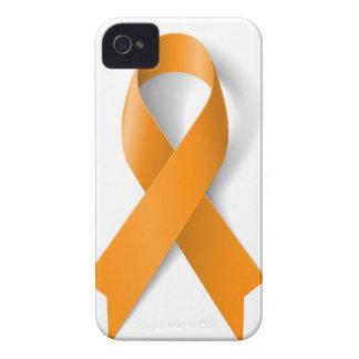Leukemia Awareness Ribbon Case-Mate iPhone 4 Case