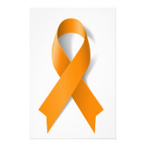 Leukemia Awareness Ribbon Stationery