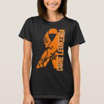 Leukemia Awareness Shirt. Leukemia Awareness Month T-Shirt