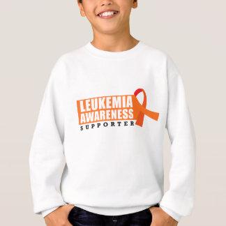 Leukemia Awareness Supporter Sweatshirt