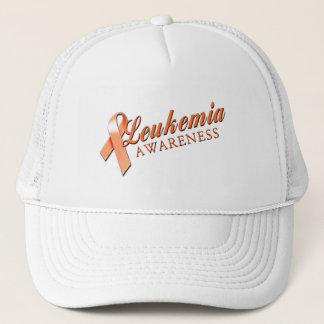 Leukemia Awareness Trucker Hat