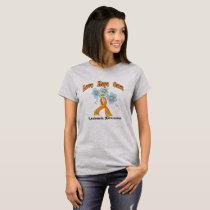 Leukemia Awarness T-Shirt