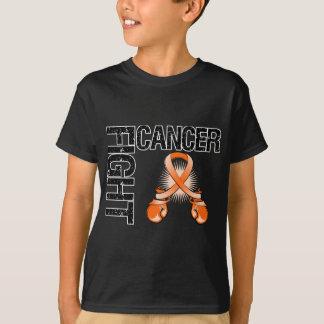Leukemia Cancer Fight Boxing Gloves T-Shirt