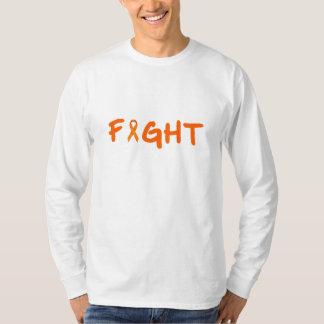 Leukemia Cancer Fight Long Sleeve Shirt