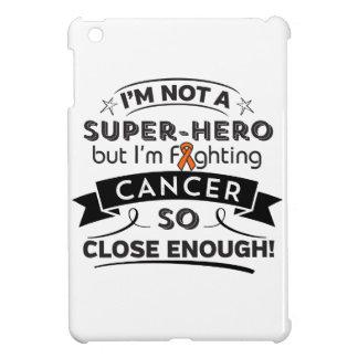 Leukemia Cancer Not a Super-Hero iPad Mini Cover