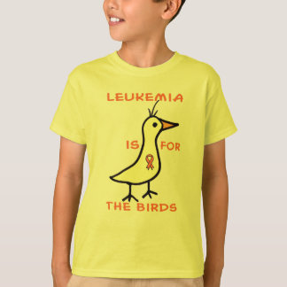 Leukemia Cancer Support T-Shirt