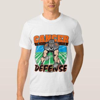 Leukemia Cancer Will Never Break My Defense T-shirt