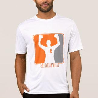 Leukemia Cancer Winning Survivor Tee Shirt