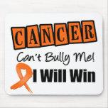 Leukemia Cant Bully Me I Will Win Mouse Pad