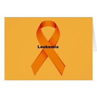 Leukemia Card