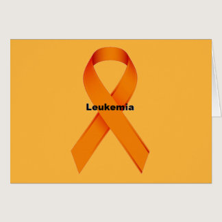 Leukemia Card