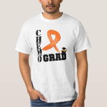 Leukemia Chemo Grad T-Shirt