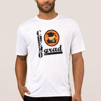 Leukemia Chemo Grad T Shirts