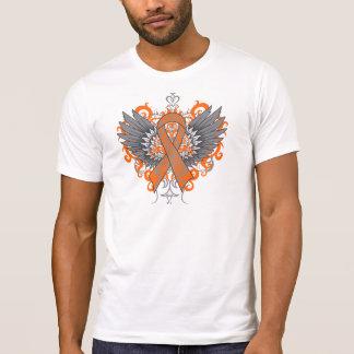 Leukemia Cool Wings Tshirts