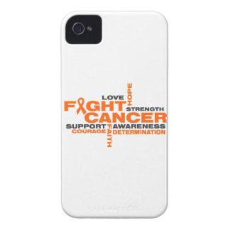 Leukemia Fight Collage iPhone 4 Case-Mate Cases