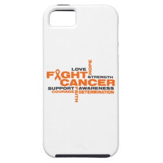 Leukemia Fight Collage iPhone 5 Cases