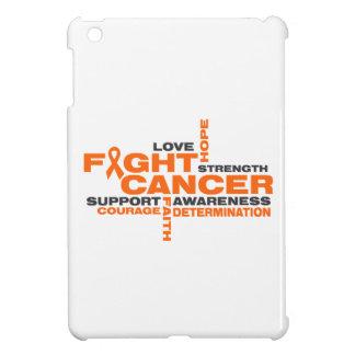 Leukemia Fight Collage Cover For The iPad Mini