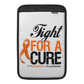 Leukemia Fight For a Cure MacBook Sleeves