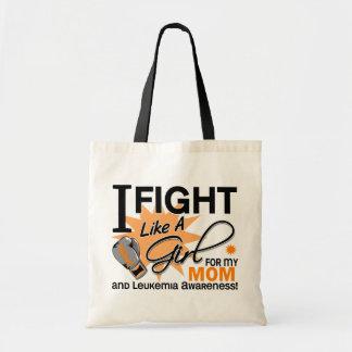 Leukemia Fight Like A Girl For My Mom 11 Bag