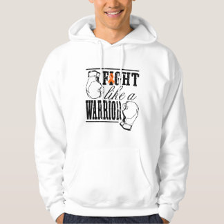 Leukemia Fight Like a Warrior Sweatshirts