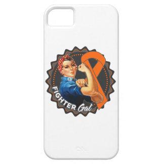 Leukemia Fighter Gal iPhone 5 Cases
