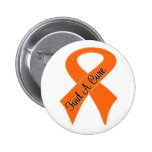 Leukemia Find a Cure Pinback Button