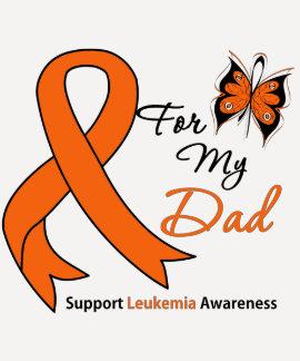 Leukemia - For My Dad T Shirt