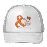 Leukemia - For My Granddaughter Hat