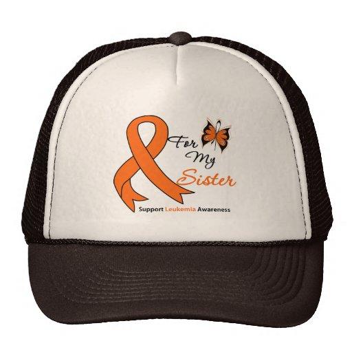 Leukemia - For My Sister Trucker Hats