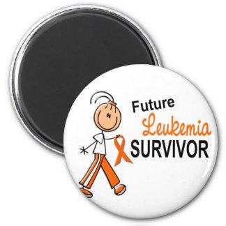 Leukemia Future Survivor SFT Magnet