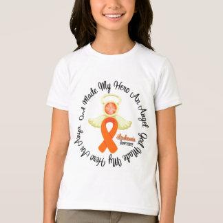 Leukemia God Made My Hero An Angel T-Shirt
