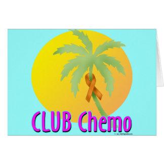 Leukemia Greeting Card