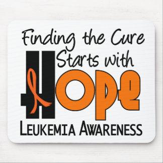 Leukemia HOPE 4 Mouse Pad