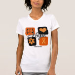 Leukemia Hope Love Inspire Awareness Tshirt
