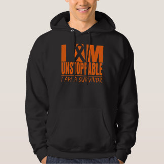 Leukemia I Am Unstoppable Pullover