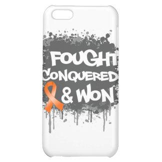 Leukemia I Fought Conquered Won iPhone 5C Covers