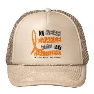 Leukemia I Wear Orange For My Girlfriend 37 Hats