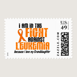 LEUKEMIA In The Fight For My Granddaughter 1 Postage