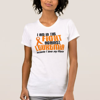 LEUKEMIA In The Fight For My Niece 1 Tshirts