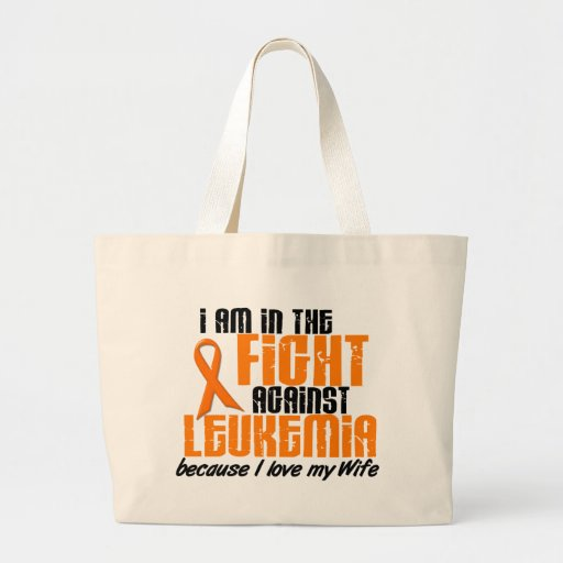 LEUKEMIA In The Fight For My Wife 1 Bag