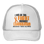 LEUKEMIA In The Fight For My Wife 1 Hat