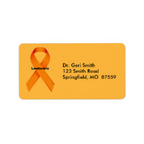 Leukemia Label