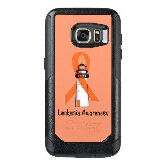 Leukemia Lighthouse of Hope OtterBox Samsung Galaxy S7 Case