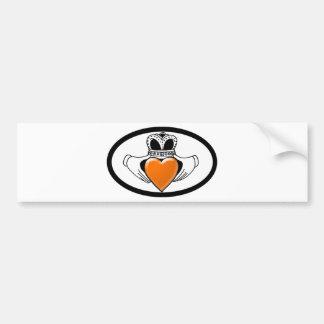 Leukemia/Lymphoma Awareness Bumper Sticker