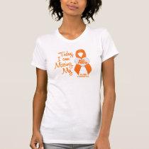 Leukemia Missing My Best Friend 1 T-Shirt
