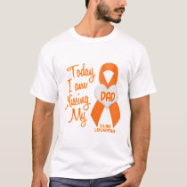 Leukemia Missing My Dad 1 T-Shirt