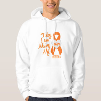 Leukemia Missing My Daddy 1 Hoodie