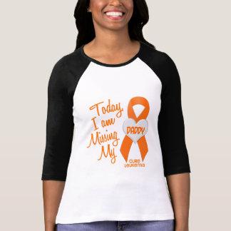 Leukemia Missing My Daddy 1 T-shirts