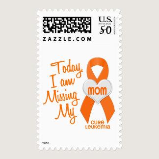 Leukemia Missing My Mom 1 Postage