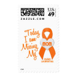 Leukemia Missing My Mom 1 Stamp